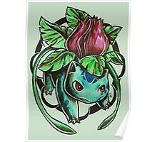 Ivysaur Poster