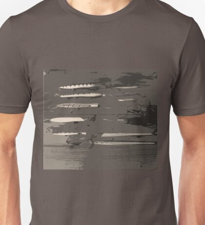 Grey lures Unisex T-Shirt