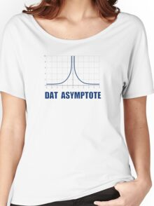Dat Asymptote Women's Relaxed Fit T-Shirt