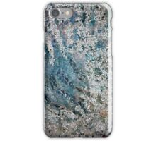 Abstract theme from Cataluna Texture painting iPhone Case/Skin