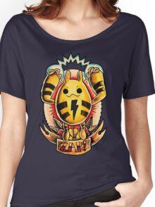 Elekid Women's Relaxed Fit T-Shirt