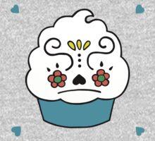 Día de los Cupcake  Kids Tee