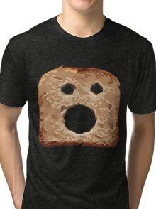 Shocked Toast Tri-blend T-Shirt