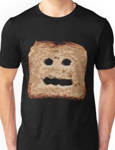 Worried Toast Unisex T-Shirt