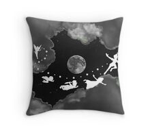 Peter Pan Could Throw Pillow