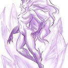 Final Fantasy 6 - Esper Terra (transparent version) by RileyOMalley