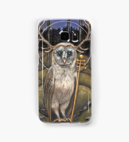 Le Pape Tarot card the Hierophant  Samsung Galaxy Case/Skin