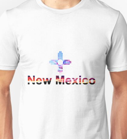 New Mexico Zia Unisex T-Shirt