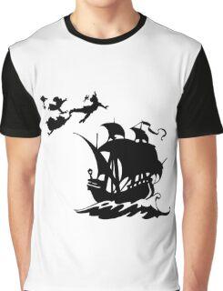 Peter Pan Pirates Graphic T-Shirt
