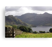Ennerdale Water, Lake District, Cumbria Canvas Print