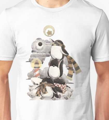 Penguins intrepid Unisex T-Shirt