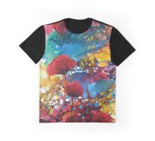 Poppies Ladies VI Graphic T-Shirt