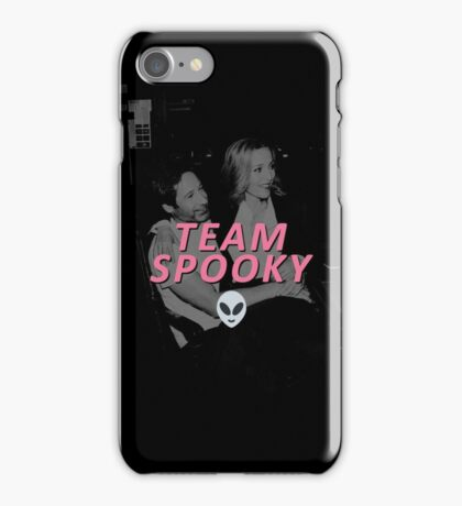 Team Spooky iPhone Case/Skin