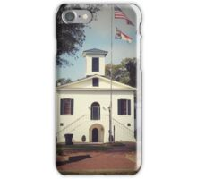 Historic Dallas courthouse  iPhone Case/Skin