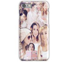 Zoe Sugg - Zoella Collage iPhone Case/Skin