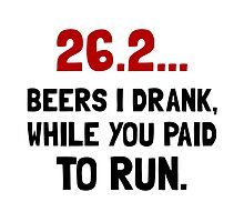 26 Beers Run by AmazingMart