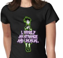 Beetlejuice Lydia Womens Fitted T-Shirt
