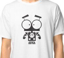 Cute Robot 8 Classic T-Shirt