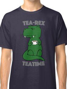 Tea-Rex Teatime Classic T-Shirt