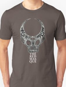 The Red Masque (alternate design) T-Shirt