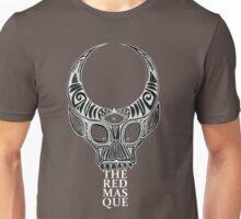 The Red Masque (alternate design) Unisex T-Shirt
