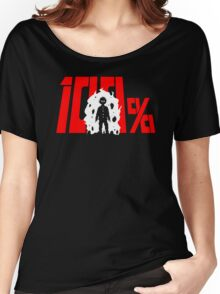 100% Animosity Women's Relaxed Fit T-Shirt