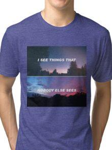 Dollhouse lyrics  Tri-blend T-Shirt