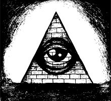 Eye of Providence  by Mert Ulus