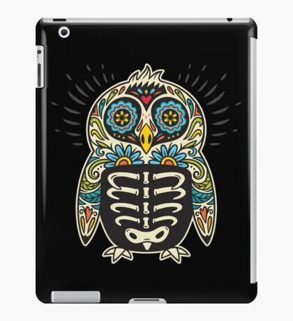 Sugar skull penguin  iPad Case/Skin