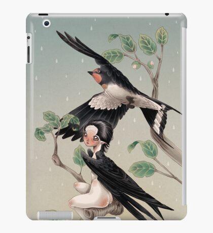 The little traveler iPad Case/Skin
