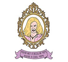 Mean Girls- Amy Poehler 'You're a cool mom' Photographic Print