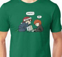 Santa? Unisex T-Shirt