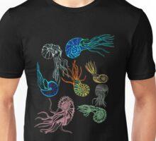 Ammonites at Night Unisex T-Shirt