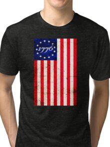 1776 Patriot  Tri-blend T-Shirt