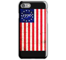 1776 Patriot  iPhone Case/Skin