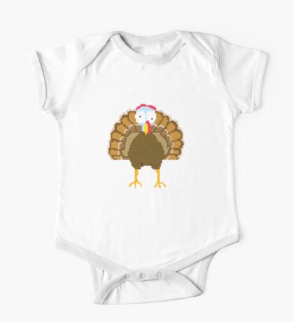 Turkey Song - The Kids' Picture Show One Piece - Short Sleeve