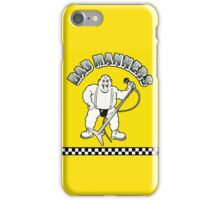 BAD MANNERS iPhone Case/Skin