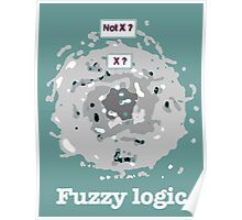FUZZY LOGIC - computer science 2 Poster