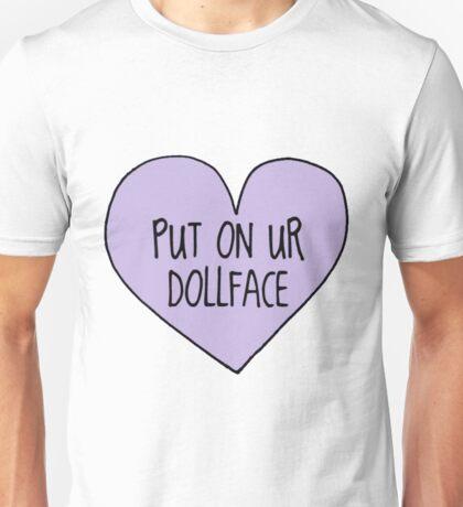 Dollface Unisex T-Shirt