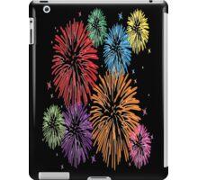 Colourful Fireworks iPad Case/Skin
