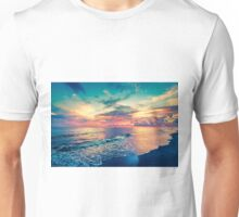 Clouds And Colors Unisex T-Shirt