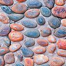 Pebbles - iPad case by Silvia Ganora by Silvia Ganora
