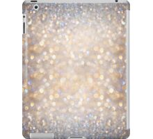 Glimmer of Light (Ombré Glitter Abstract) iPad Case/Skin