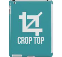 'Crop Top' iPad Case/Skin
