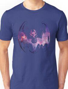 Galaxy Pokémon Lunala Unisex T-Shirt