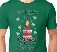 Snatchin' Yo Christmas Up Unisex T-Shirt