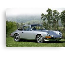 1972 Porsche 911B Coupe II Canvas Print
