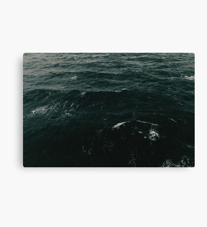 An Ocean between Us Canvas Print