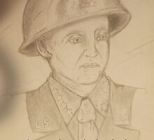 George S. Patton by Lee Wilson