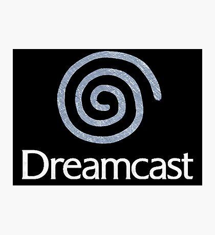°GEEK° Dreamcast Denim Logo Photographic Print